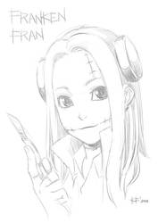 Fran by chopstickmadness