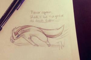 Never Again by Corvus--Vulpes