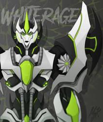 :GIFT: - Whiterage for Mecha-Vision by MessyArtwok