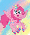 Princess of Laughter  by Chewy-Tartz