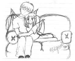 Demon sweeties by Megumiinelite