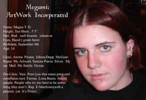 Me. Myself ,and .... I? by Megumiinelite