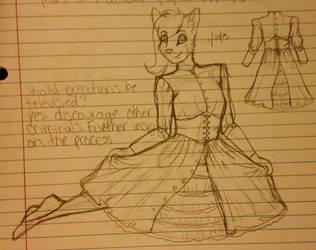 Kayla's New Design by Firestar24