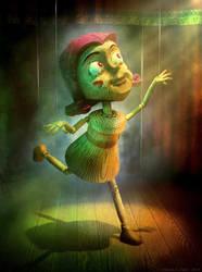 Puppet by Beleleu