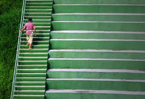 Rising Green by hamkahatta