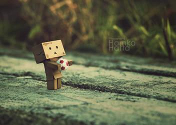 Wanna Play Ball With Me? by hamkahatta