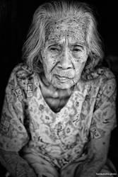 Grandma II by hamkahatta