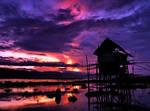 Sunset Light 2 by hamkahatta
