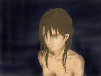 Red Tears 2.0 by Nanie-chan