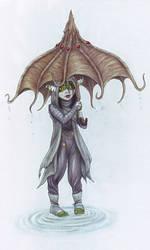 Nott n Umbrella by Valadomi
