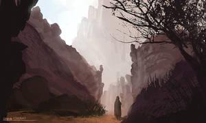 Strange Passage by ehecod