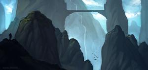Bridge Between by ehecod
