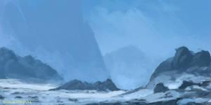 Snow Speedie by ehecod