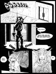 JD - Mini Comic by Iruka-kun