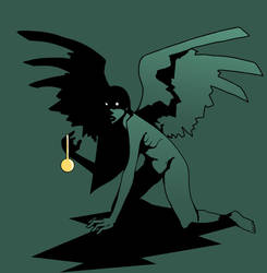 Time Demon by Iruka-kun