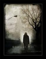solitary man by Lacrimatorium