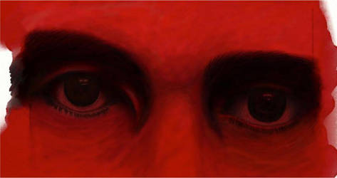 Red Eyes (Craig Wylie) by abither
