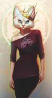 Cat by AlisZombie
