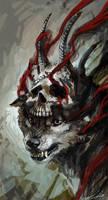 Wolf by AlisZombie