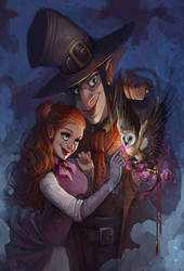 fairy tale by AlisZombie
