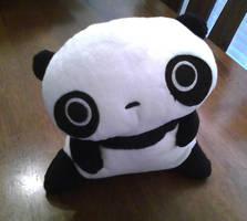 panda by sakuraartist