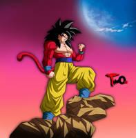 Goku furro by Theo001