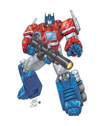 TF-Genesis_Optimus_Prime by crackmatrix