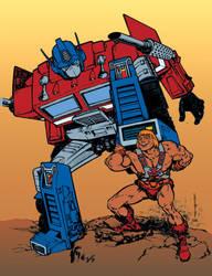 He-man Optimus flats by crackmatrix
