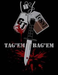 Tag'em and Bag'em by crackmatrix