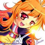 Lina Inverse by kiichigochan