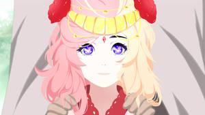 Naruto OC : Hakymene Rose little princess by Rozunne