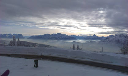 Beautiful View by wingman3