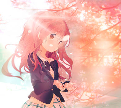 A silent voice by Ganabella