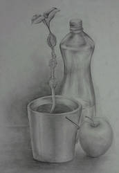 still life by 1BlueBerry11