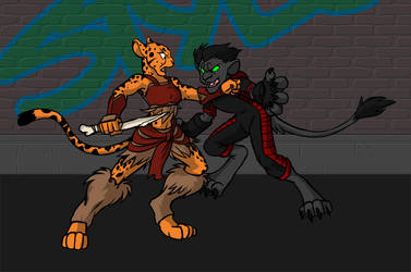 Artfight 2018: Putting the fight into Artfight by Impious-Imp