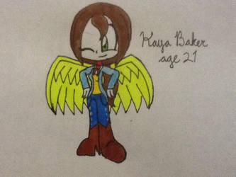 Kaya Baker by Supremechaos918