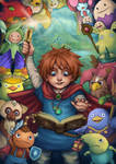 Ni No Kuni by Krikin