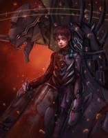 Neon Genesis Evangelion by Krikin