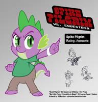 Spike Pilgrim by VJMorales