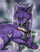Foxheart by LLoryZ
