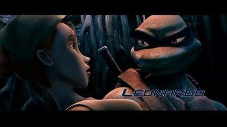 #4 TMNT 2007 screenshot by TMNT-ScreenShots