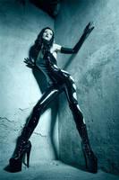 Schwarze Wittwe by Model-DevilishAngel