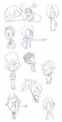 Sketch Requests by kurisquare