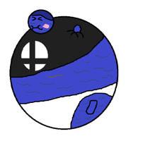 blueberry Alex slime by paintartestdarkstar