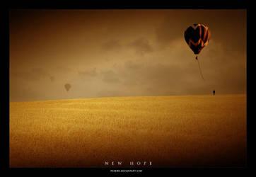 New Hope by Pshemo