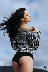 Summer Breeze - EvgeniaVonTess Vector by frankwyte81
