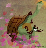 Oogway KFP by Bethiebo