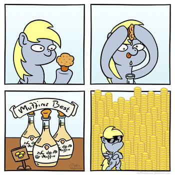 Jus de Muffin by muffinexplosion