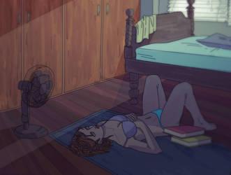 Lazy Days by R4dicalEri