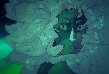 We're Malachite Now (without Steven) by R4dicalEri